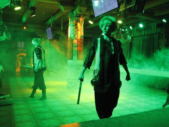 Theatre Folk Show Kazan: актеры