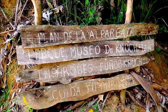 La Guaira, Venezuela: Mausoleo Museo Dr. Knoch