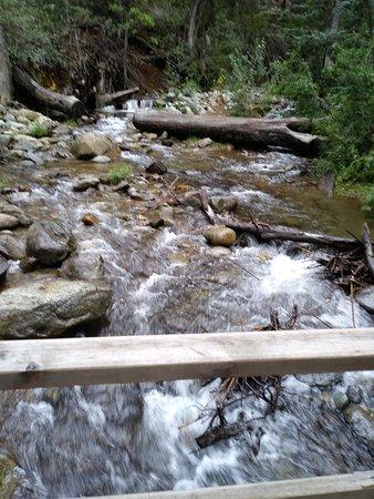Cascada de los Duendes: Arroyo