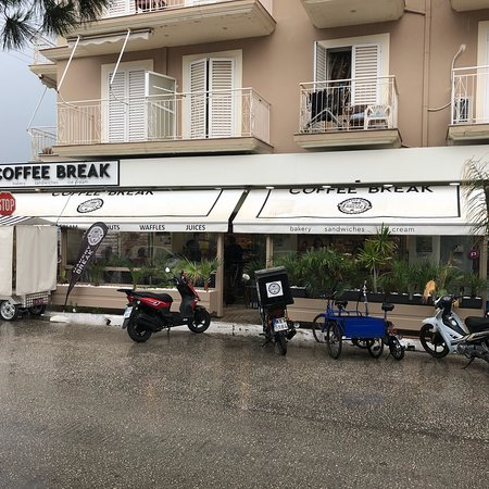 Bilde fra Coffee Break