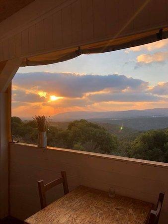 Hila, إسرائيل: The Sunset of Summer