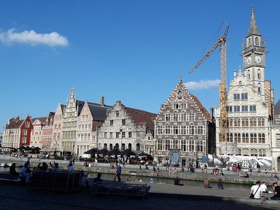 Гент, Бельгия: Vistas de Gante