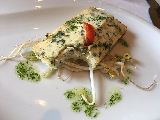 Kastav, Croatia: A delicious garlicky appetizer.