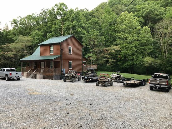 windrock offroad park cabins