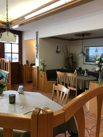Klingberg, Tyskland: Indoor dining area