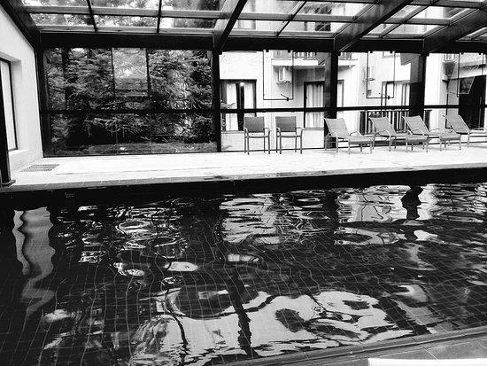 Hotel Wish Serrano: Piscina aquecida perfeita!