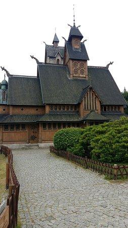 Parafia Wang – fénykép