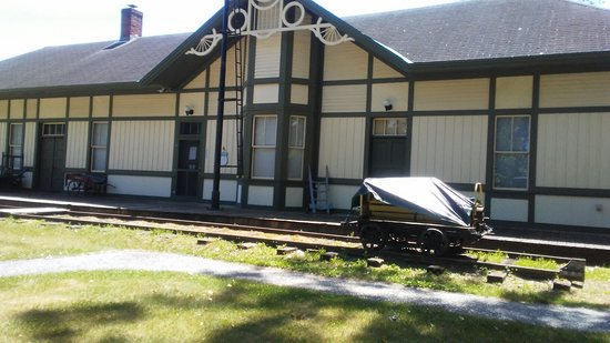 Swanton Historical Society - The R.R. Depot Museum