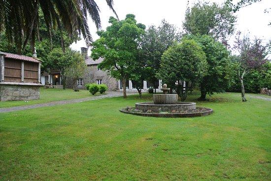 Casa Grande de Cornide: Gelände