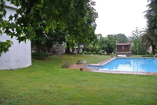 Casa Grande de Cornide: Pool