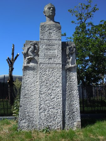 Monument Frantz Reichel