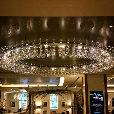 The Langham, Boston: The Lobby