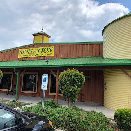 Sensation Farmhouse Restaurant