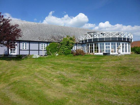 Vaeggerlose, Danmark: Garten