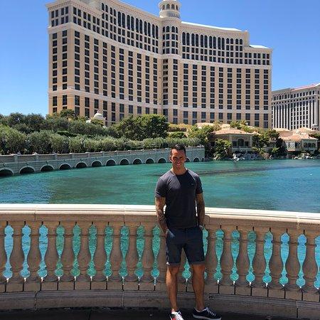Bilde fra Bellagio Las Vegas