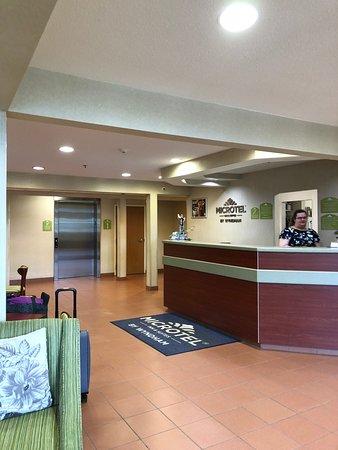 Wellsville, Нью-Йорк: Lobby area