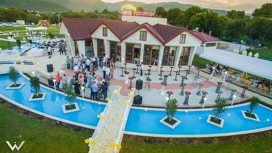 Berane, Montenegro: Caffe Restoran Viaggio