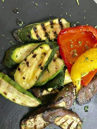 Ristorante Pizzeria Il Boschetto: Verdure grigliate