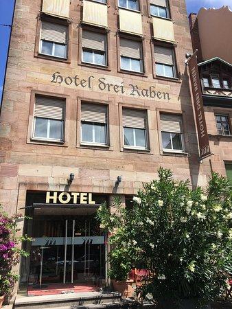 Hotel Drei Raben: welcome #9