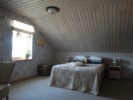 Vergi GuestHouse: slaapkamer