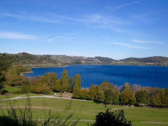 Sterrando Bike: Lago di Martignano