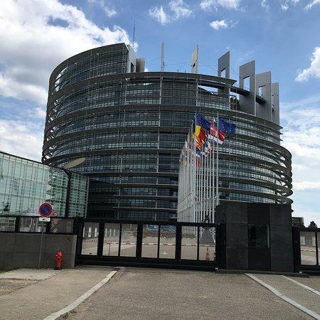 Фотография European Parliament Strasbourg