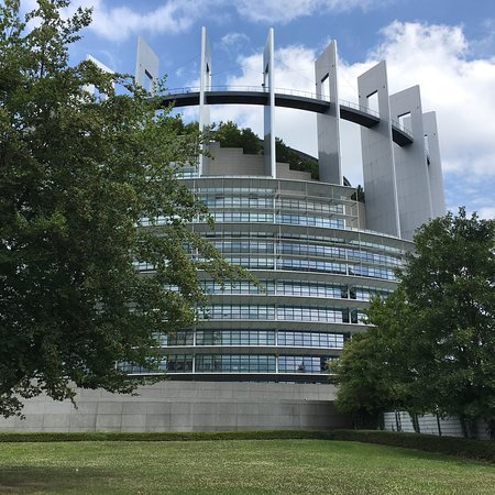 European Parliament Strasbourg – fénykép