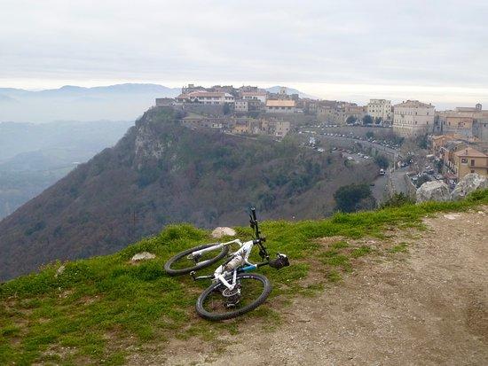 Sterrando Bike: Monte Soratte