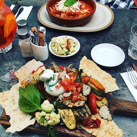 Bilde fra Portobello Garden Caffe