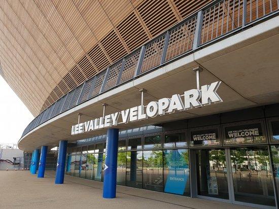 Bilde fra Lee Valley VeloPark