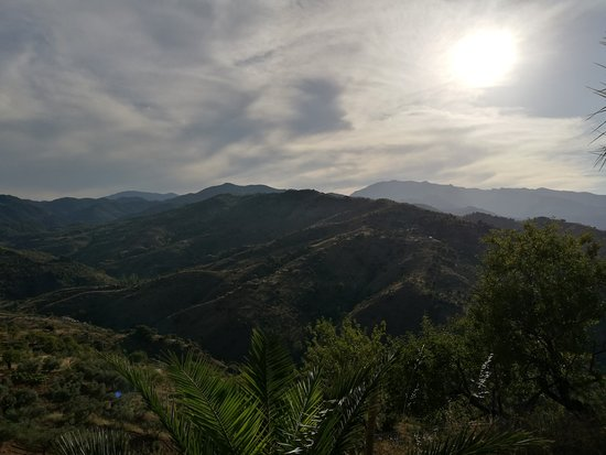 Guaro, Spain: The view