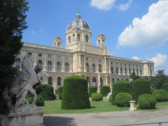 Maria Theresia Denkmal照片