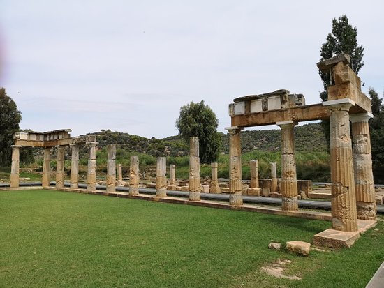 ‪Temple of Artemis‬
