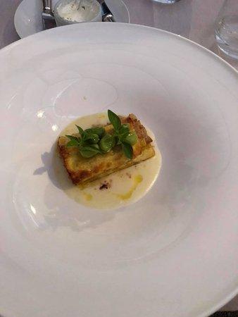 Relais Villa Monte Solare Wellness & Beauty: Best lasagna ever