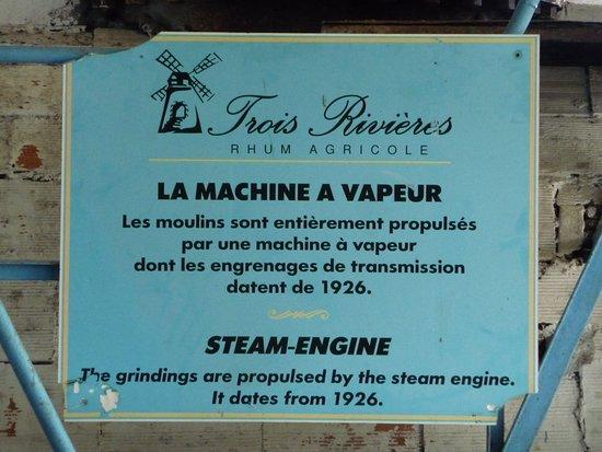 Trois Rivieres Distillery: Distillerie Trois Rivieres