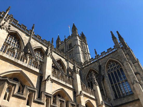 Stonehenge and Bath Day Trip from London with Optional Roman Baths Visit: Bath Cathedral