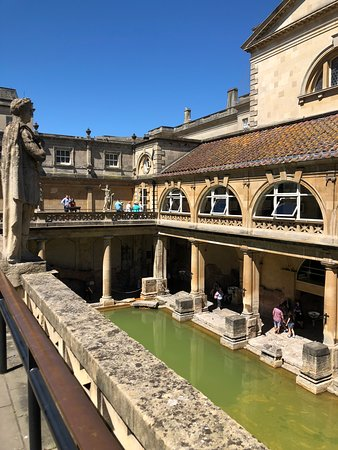 Stonehenge and Bath Day Trip from London with Optional Roman Baths Visit: Roman Baths