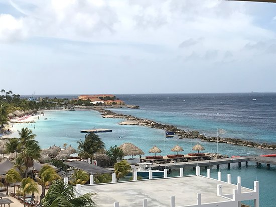 Sunscape Curacao Resort Spa & Casino: View from the hotel