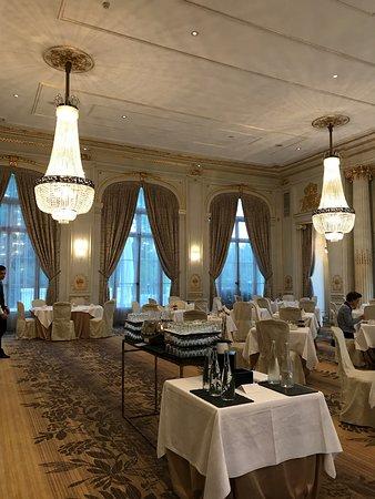 Waldorf Astoria Versailles - Trianon Palace: The breakfast