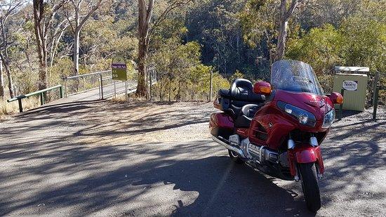 Killarney, Австралия: Daggs Falls lookout access