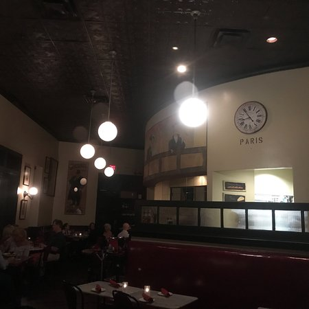 Toulouse Cafe and Bar: One of my favorite places for supper. Foie gras, marvelous soups, fish tacos, and amazing dishes