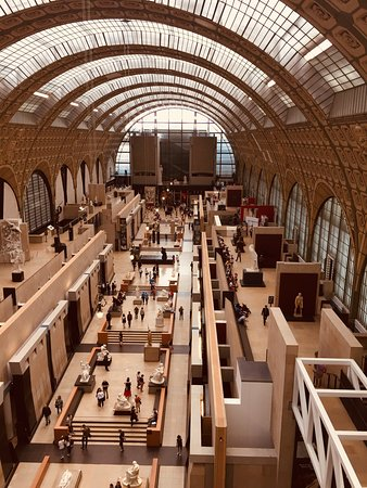 Музей Орсе: Musee D'Orsay