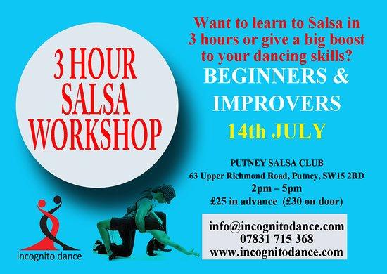 Salsa & bachata by Incognito Dance