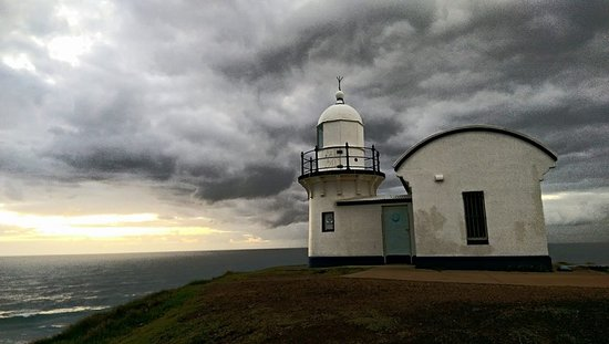Tacking Point Lighthouse: Another morning sunrise, even in the darkness there is so much beauty x