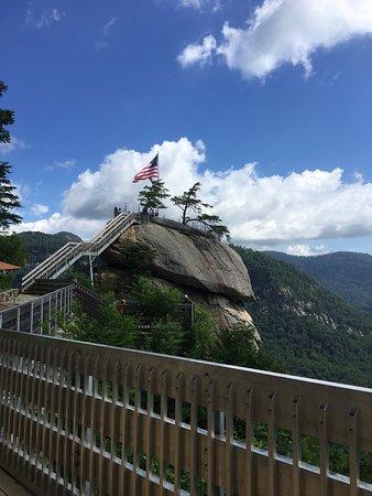 Chimney Rock State Park: Chimney Rock
