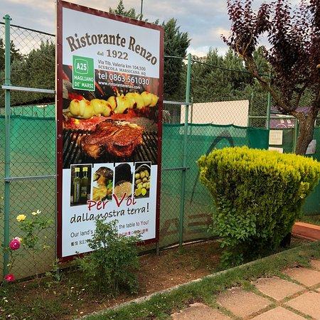 Ristorante Renzo: Sponsor anche nel circolo Tennis Avezzano 💣💣💣
