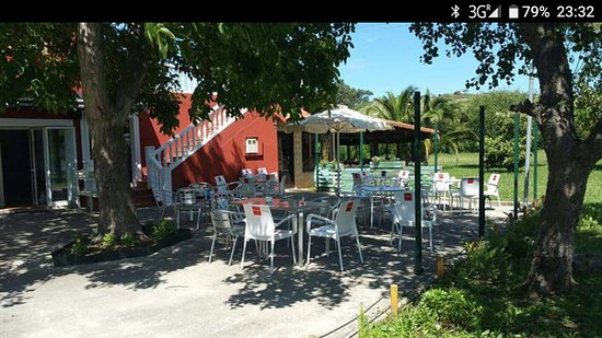 Gajano, España: Restaurante Anjana