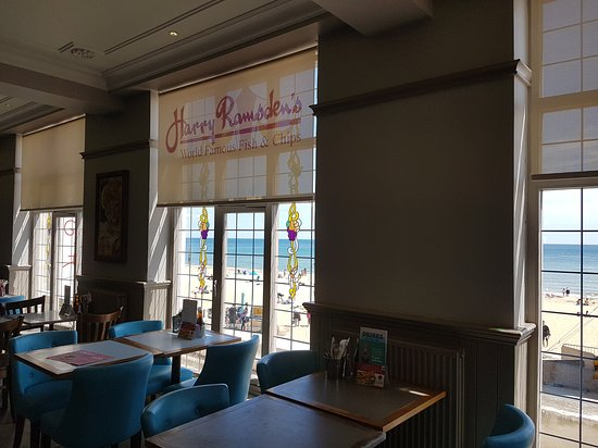 Harry Ramsden's - Bournemouth: Harry's place.