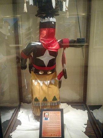 Mescalero, Nuevo Mexico: Mountain Spirit Dancer