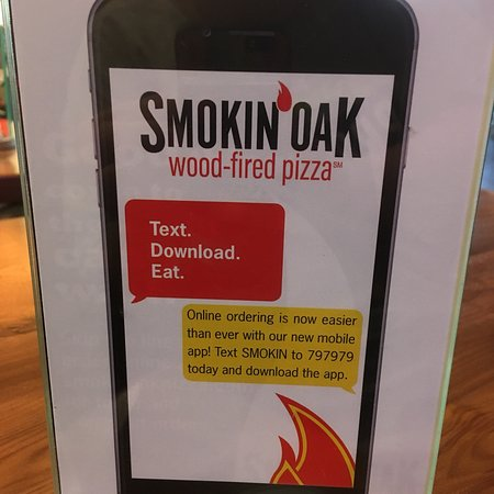 Smokin' Oak Wood-Fired Pizza